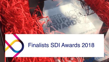 Finalists SDI Awards 2018
