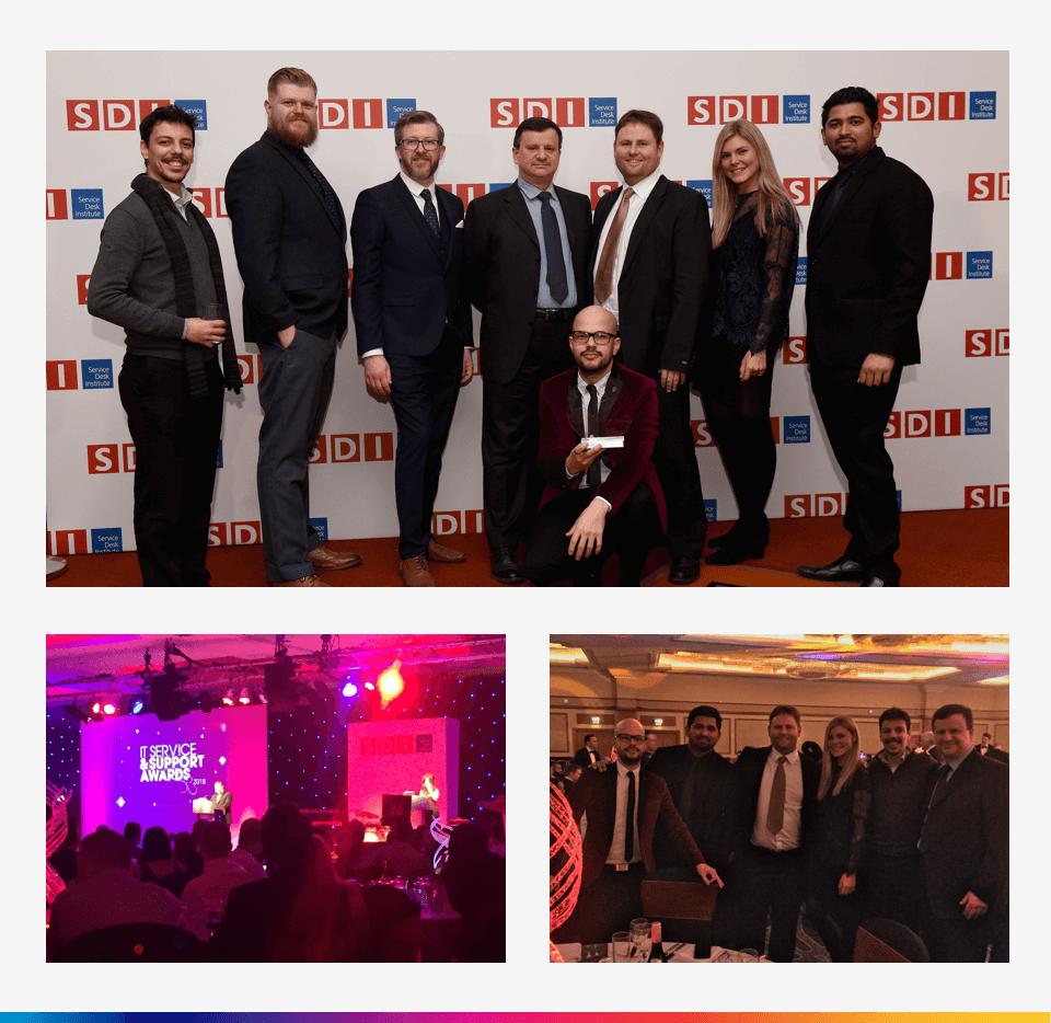 2018 SDI Awards