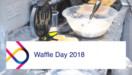 London IT Support Cardonet Waffle Day 2018