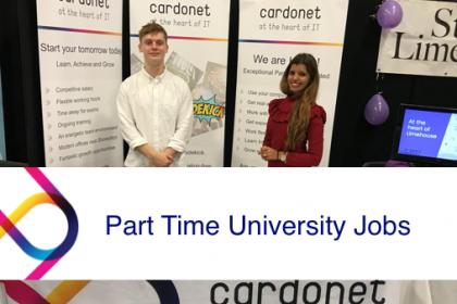 Cardonet IT Services London Part Time University Job