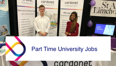 Cardonet IT Services London Part Time University Job