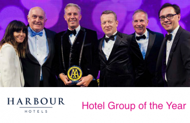 Harbour HotelsAA Hotel Group of the Year 2018
