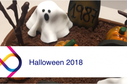 Celebrations Cardonet IT Services Halloween 2018 Office