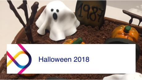 Celebrations Cardonet IT Services Halloween 2018 Office