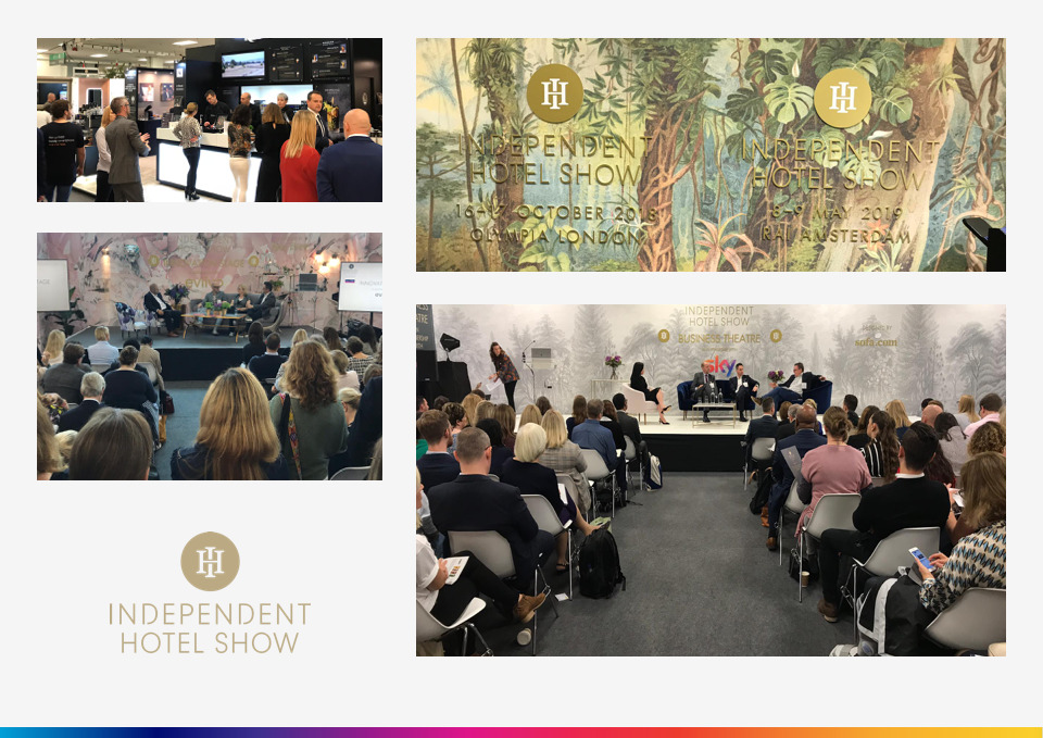 Cardonet IT Solutions IHS Independent Hotel Show 2018