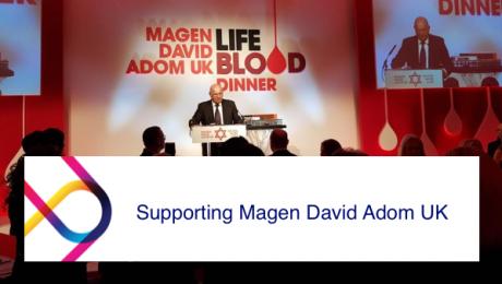 Magen David Adom Cardonet Charity IT Solutions