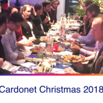 Formans Restaurant Cardonet Christmas Party 2018