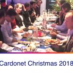 Formans Restaurant Cardonet Christmas Party 2018