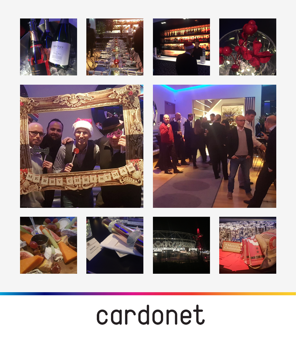 Cardonet IT Services Christmas Party 2017