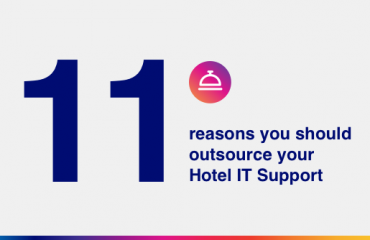 11 Reasons Outsource Hotel IT Support