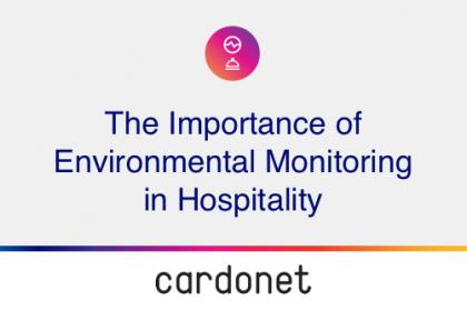 Hotels Hospitality Environmental Monitoring