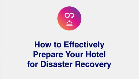 Cardonet IT Services Effectively Prepare your Hotel for Disaster Recovery
