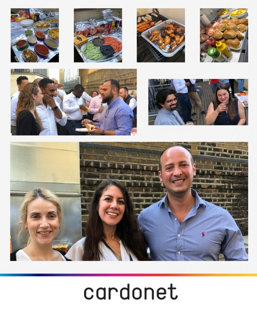 Cardonet IT Support 2019 Summer BBQ