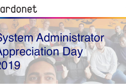 System Administrator Appreciation Day 2019