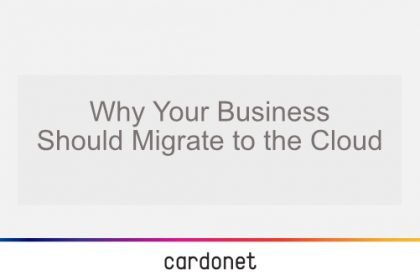 why your business should migrate to the cloud