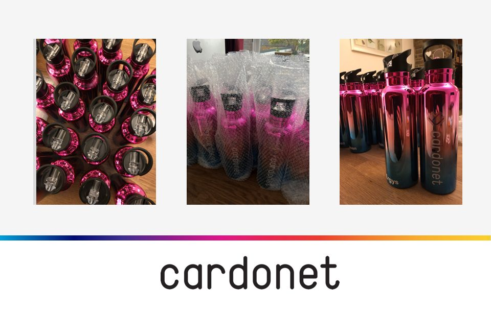 Environmentally Friendly Water Bottles Cardonet IT Support