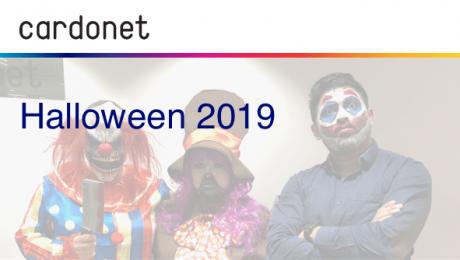 Cardonet IT Services London Halloween 2019