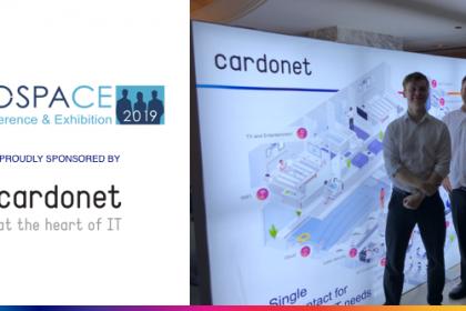 Cardonet IT Services HOSPACE 2019 Partner