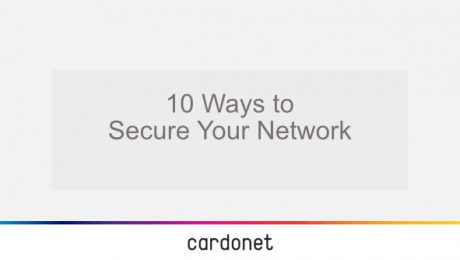10 ways to secure your network