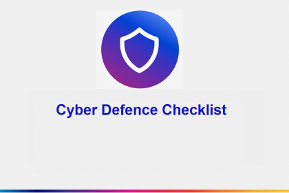 Cardonet IT Services Cyber Defence Checklist