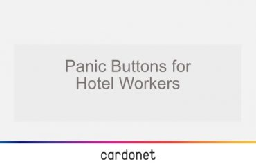 panic buttons for hotel workers