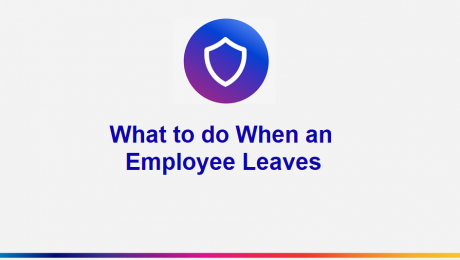 What to do with IT when an employee leaves