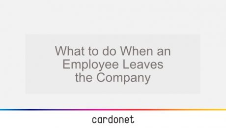 what to do when an employee leaves