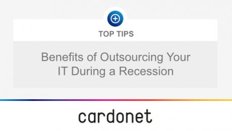 benefots of outsourcing your it during a recession