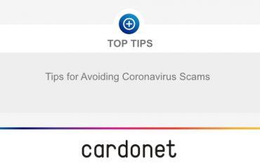 tips for avoiding coronavirus scams