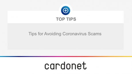 tips for avoiding coronavirus scams