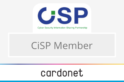 Cardonet are now members of CiSP