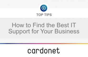 how to find the best it support for your business