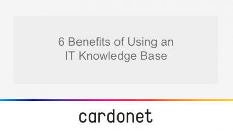 6 benefits of using an IT knowledgebase