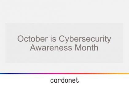 October Cybersecurity Awareness