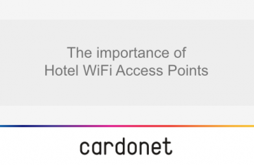 The importance of hotel WiFi access points.