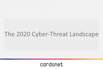 2020 cyber threat landscape